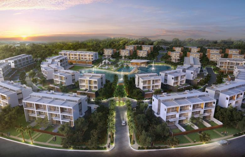 Lotus Place Pun Hlaing Estate