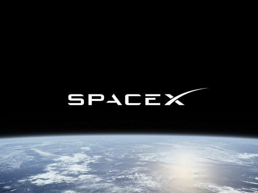 Space X, the next big, Big, BIG Thing?