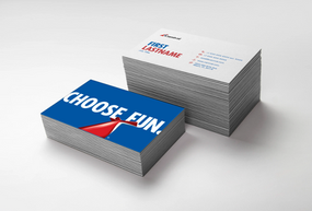 Carnival Cruise Business Cards  |  2018