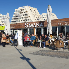 Restaurant Le Savana La Grande Motte