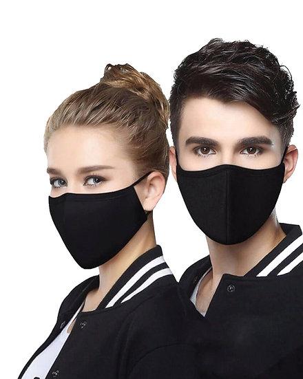 Masque de protection aux ions argent