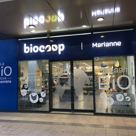 Biocoop marianne