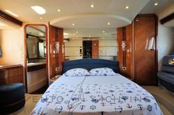 Azimut 68 Plus Master Cabin