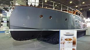 lobster 48 ft motoryacht