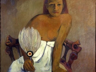 Portrait : Paul Gauguin