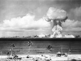 Les îles Marshall et les puissances nucléaires