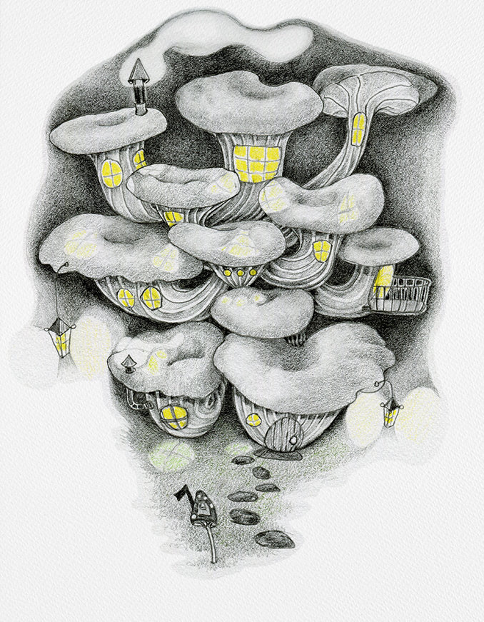 Mushroom Mansion