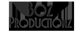 Boz Productionz logo