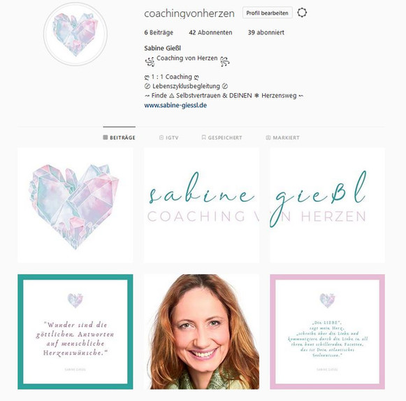 Sabine Instagram