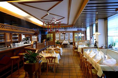 Turnhallen Restauran Rustico