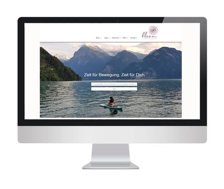 Referenz - Bloom - Logo & Web
