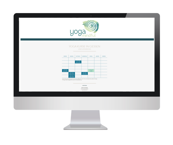 Referenz - Yoga - Yoga Mindful