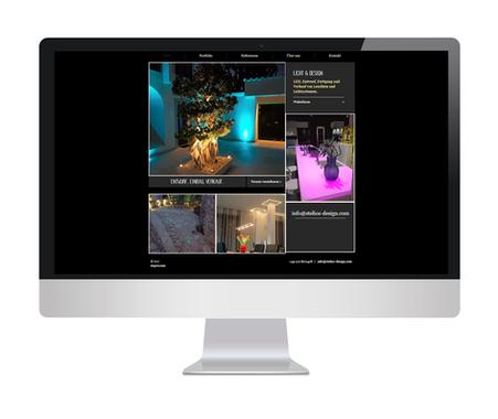 Referenz - Stelios - Design - Web und Print