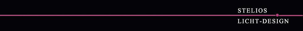 Stelios Licht-Design Bannerlogo
