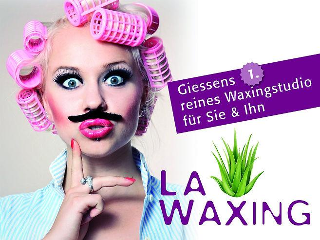 Waxing in Gießen