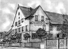 Traditionsgaststätte Deutsche Küche Rustico