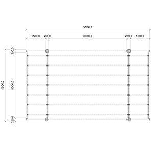 Vista Sichtba Messebau Stahlbühnen Doppelstock