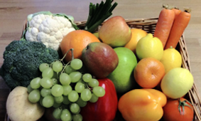 Fresh Fruit and Veg, Austwick