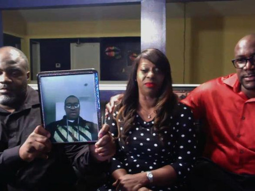 VIDEO: GEORGE FLOYD'S FAMILY SAYS FOUR OFFICERS INVOLVED IN HIS DEATH SHOULD BE CHARGED WITH MURDER