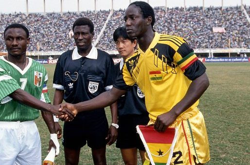 AFCON 1992 FINAL: PFISTER REVEALS REASON FOR SIDELINING YEBOAH FOR BAFFOE IN ABEDI PELE'S ABSENCE