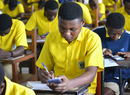 COVID-19: SENIOR HIGH SCHOOLS ACROSS  THE COUNTRY REOPEN PARTIALLY TODAY
