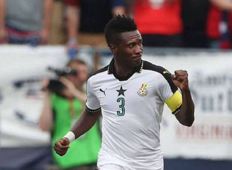 PLAYERS LEAVE THE NATIONAL TEAM WITH PAIN; I WANT A ROUSING FAREWELL WHEN I RETIRE - ASAMOAH GYAN