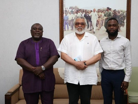 I DON'T NEED PERMISSION FROM NDC TO ESTABLISH ATTA MILLS INSTITUTE - KOKU ANYIDOHO