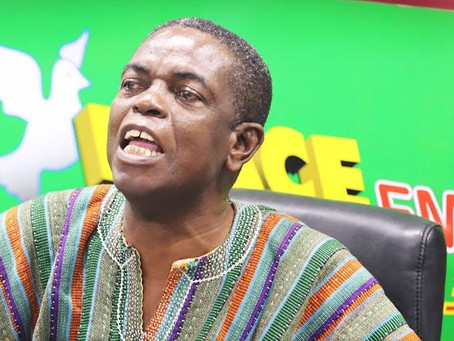 YOU CALLED FOR THE DEBATE; WHY 'CHICKEN OUT'? - KWESI PRATT TO AKUFO-ADDO