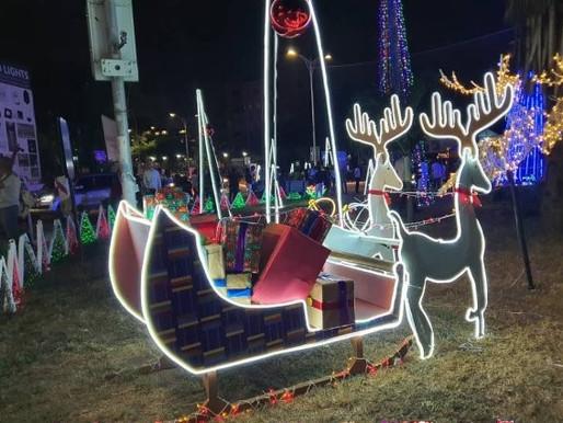 AMA JOINS ECOBANK, JANDEL LTD. TO LIGHT UP ACCRA AHEAD OF CHRISTMAS FESTIVITIES