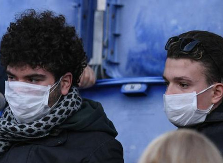 CORONAVIRUS: INTER MILAN V LUDOGRETS IN EUROPA LEAGUE EXPECTED TO BE BEHIND CLOSED DOORS
