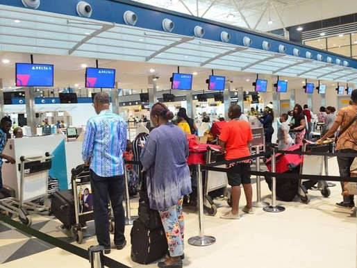 REOPENING OF AIRPORT: PASSENGERS TO PAY $150 FOR COVID-19 TEST