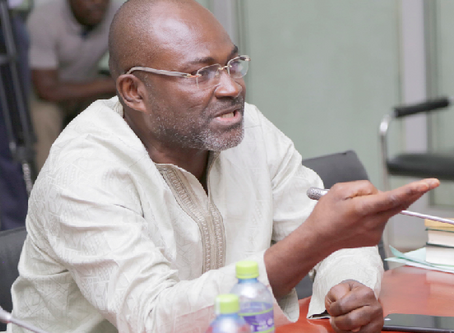 I CONTRACTED COVID-19 DURING MY 60TH BIRTHDAY CELEBRATION AND NEARLY DIED – KEN AGYAPONG REVEALS