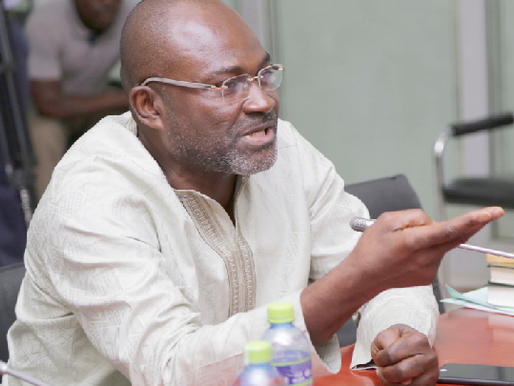 FARMING IN GHANA IS FOR PEOPLE WITH POOR MINDSETS - KENNEDY AGYAPONG