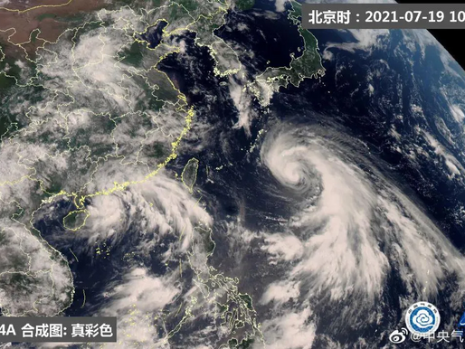 TWO TYPHOONS TO HIT CHINA, UP TO 154KM/H WINDS!