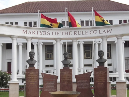 SUPREME COURT UNANIMOUSLY DISMISSES NDC'S CASE AGAINST EC, BUT....