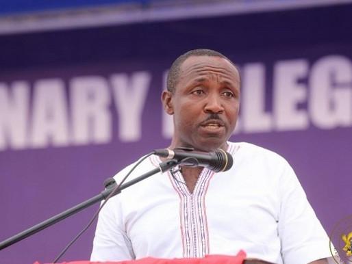 SOME NPP MPS VOTED AGAINST PROF MIKE OQUAYE - JOHN BOADU ADMITS