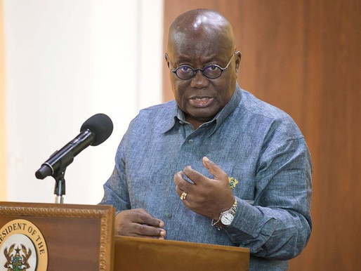 SOLDIERS ONLY GUARDING GHANA'S BORDERS; NOT PREVENTING REGISTRATION OF ELIGIBLE GHANAIANS