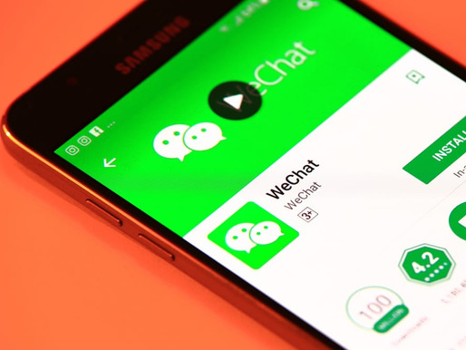 WECHAT CRACKING DOWN ON ACCOUNT RENTING BEHAVIOR
