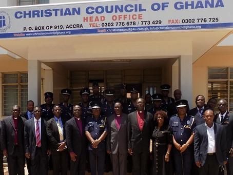 CHRISTIAN COUNCIL WELCOMES NATIONAL SHRINE IDEA