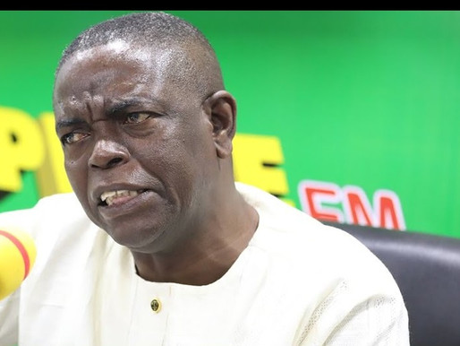 WILL GHANA COLLAPSE IF NO REGISTRATION EXERCISE IS HELD? - PRATT QUESTIONS EC