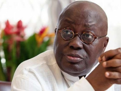 COVID-19:NANA ADDO ON A 14 DAY SELF-ISOLATION AFTER A CLOSE PERSON WITHIN HIS CIRCLE TESTED POSITIVE