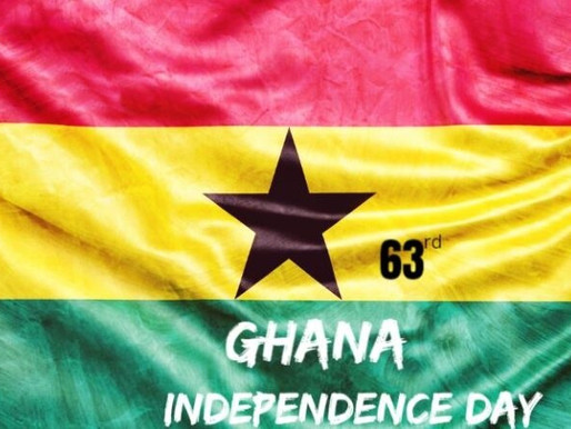 150 DIPLOMATS TO ATTEND GHANA'S 63RD INDEPENDENCE ANNIVERSARY CELEBRATION