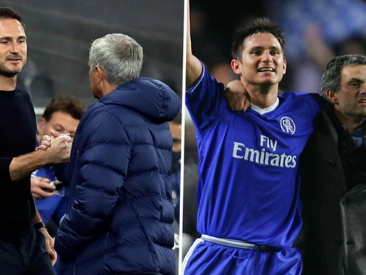 'THAT'S SO REACTIONARY' - LAMPARD DENIES MOURINHO DECLINE AHEAD OF PREMIER LEAGUE CLASH