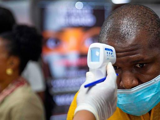 VIDEO: GHANA CONFIRMS TWO CORONAVIRUS CASES