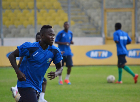 FORMER KOTOKO PLAYER ERIC BEKOE SLAMS CLUB FOR SUPERSTITIOUS CONDUCT