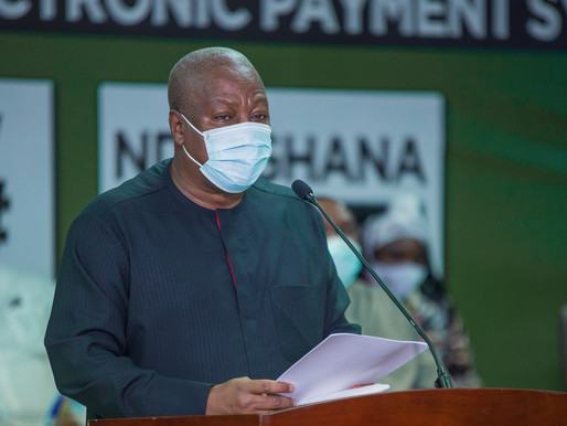 NDC VS EC CASE: FORMER PRESIDENT MAHAMA'S ADDRESS ON THE SUPREME COURT RULING (FULL SPEECH)