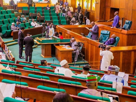 NIGERIA'S HOUSE OF REPRESENTATIVES REJECT CASTRATION AS PUNISHMENT FOR RAPISTS