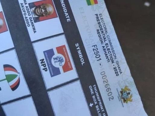 EC TO PROSECUTE TWO OFFICERS FOR TAMPERING WITH BALLOT PAPERS