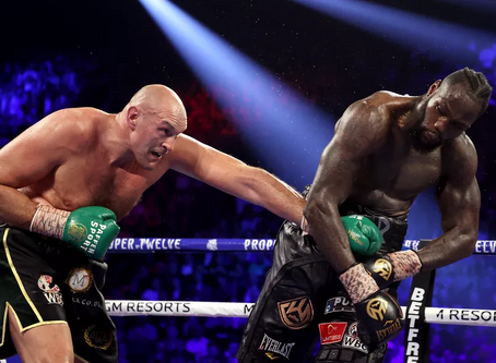 WILDER VS FURY 2 RESULTS: TYSON FURY DESTROYS DEONTAY WILDER, WINS SEVENTH ROUND TKO