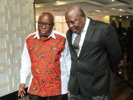 """AKUFO-ADDO IS """"MOTHER SERPENT OF CORRUPTION"""" - AMIDU CLAIMS"""